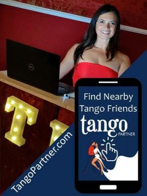 Tango-Dj - Mary Pucci Lab